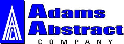Adams Abstract Co.